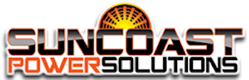 Tampa Solar Power | Power Generators in Florida backup power | Electrician | Suncoast Power Solutions Logo